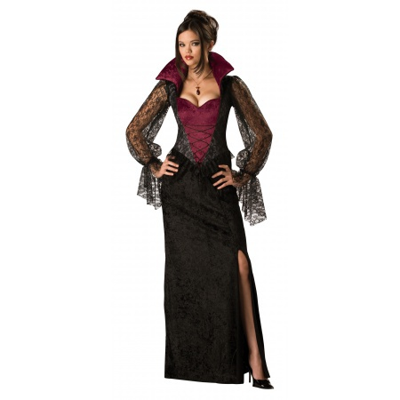 Vampire Woman Costume image