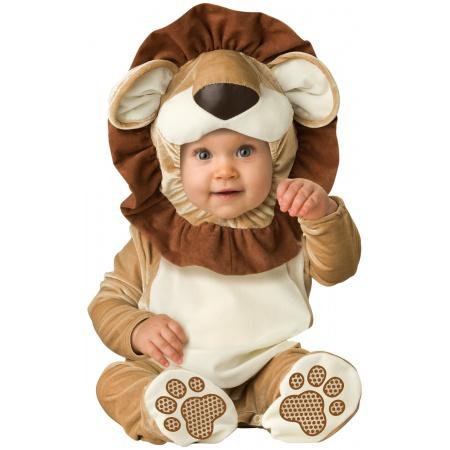 Lion Baby Costume image