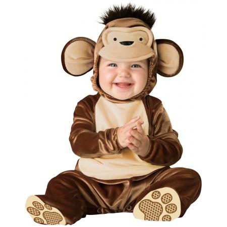 Baby Monkey Costume image