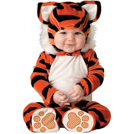 Tiger Tot Costume Cute & Cuddly image