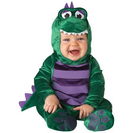Baby Dino Costume  image