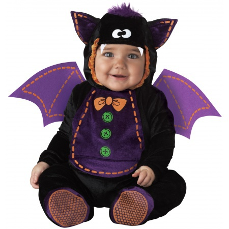 Baby Bat Costume Cute & Cuddly image