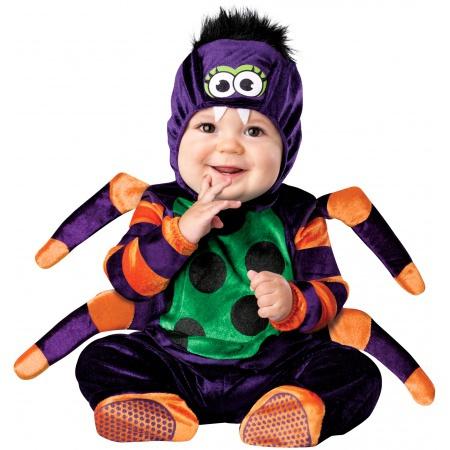 Baby Spider Costume image
