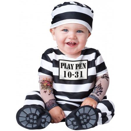 Baby Prisoner Costume image