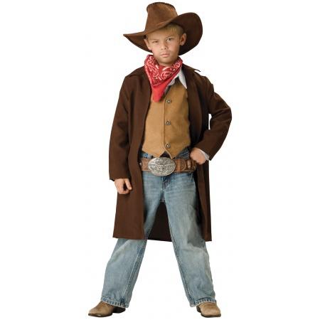 Rawhide Renegade Costume Cowboy Western image