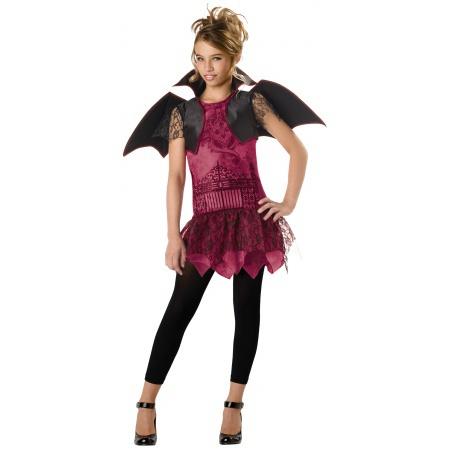 Girls Vampire Costume image