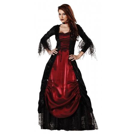 Womens Vampire Costume image