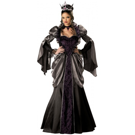 Wicked Queen Costume image