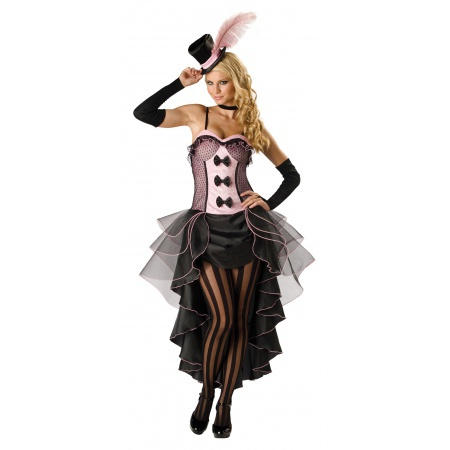 Cabaret Dancer Costume image