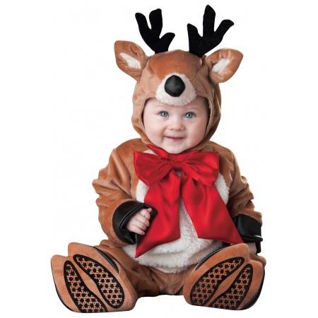 Baby Reindeer Costume image
