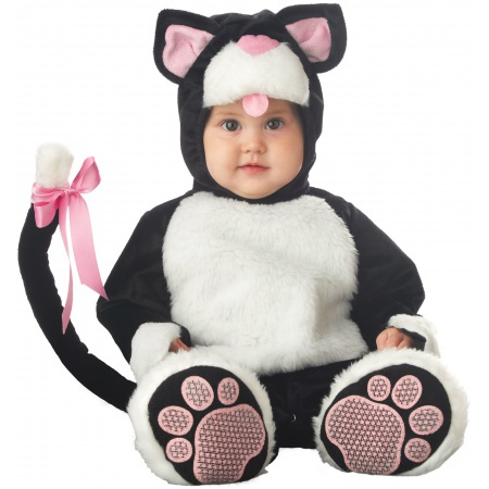 Infant Cat Costume image