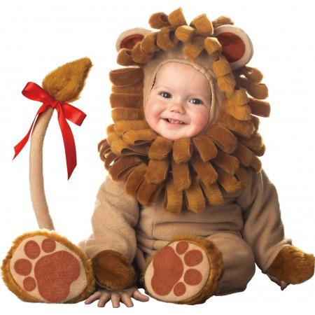 Baby Lion Costume image