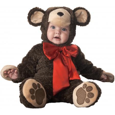 Baby Teddy Bear Costume image
