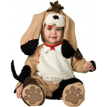 Precious Puppy Costume Deluxe Quality Dog image