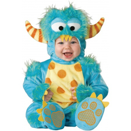 Baby Monster Costume image