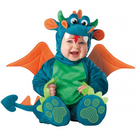 Baby Dragon Costume image