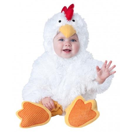 Baby Chicken Costume image