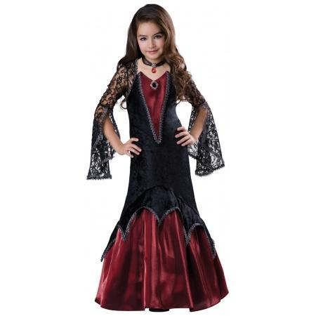 Girl Vampire Costume image