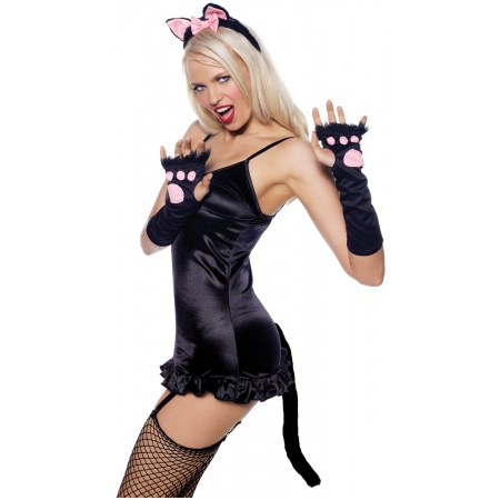Womens Cat Costume  image