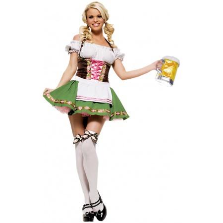 Beer Girl Costume image