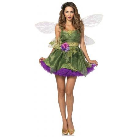 Adult Woodland Fairy Costume image