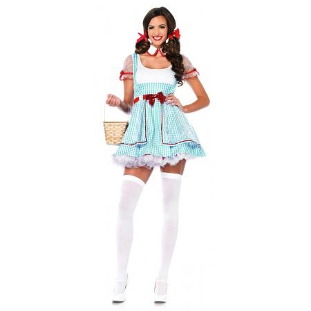 Womens Dorothy Costume image