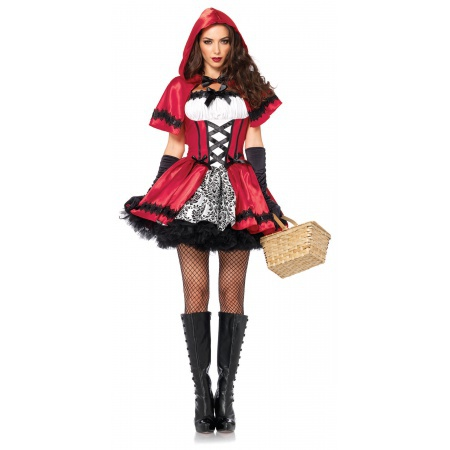 Red Riding Hood Costume image