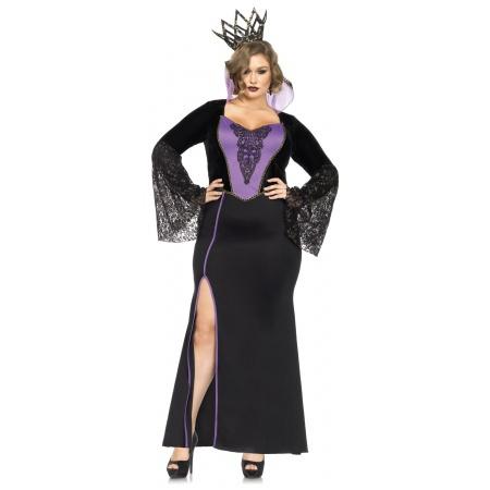 Plus Size Evil Queen Costume image