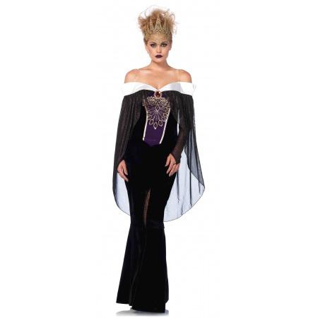 Adult Evil Queen Costume image