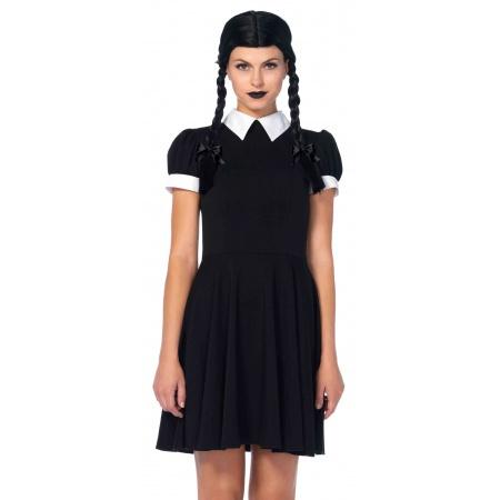 Adult Wednesday Halloween Costume image