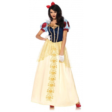 Adult Snow White Costume image