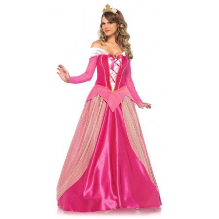 Adult Princess Aurora Costume image