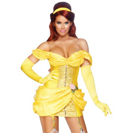 Sexy Belle Costume image