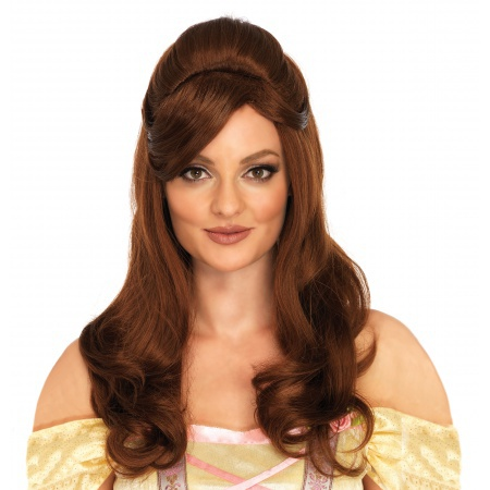 Belle Wig For Adults image