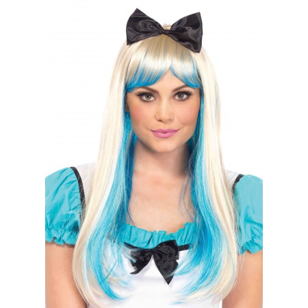 Alice In Wonderland Wig image
