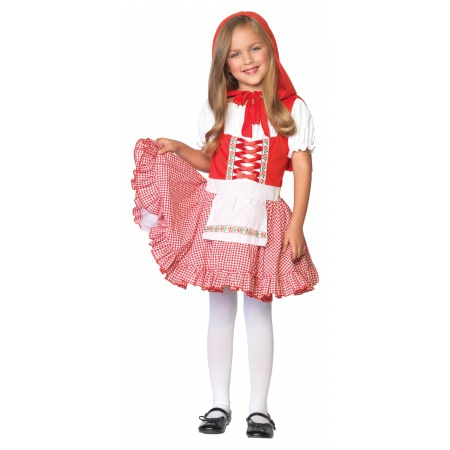 Little Red Riding Hood Costume Kids image