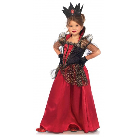 Red Queen Costume image