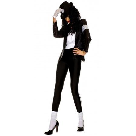 80s Pop Star Costume image