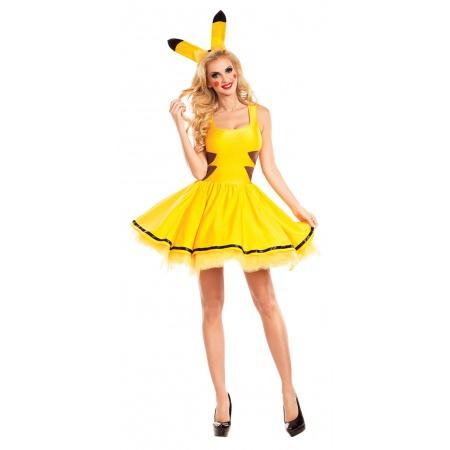Pikachu Cosplay Costume image