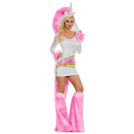 Sexy Unicorn Costume image
