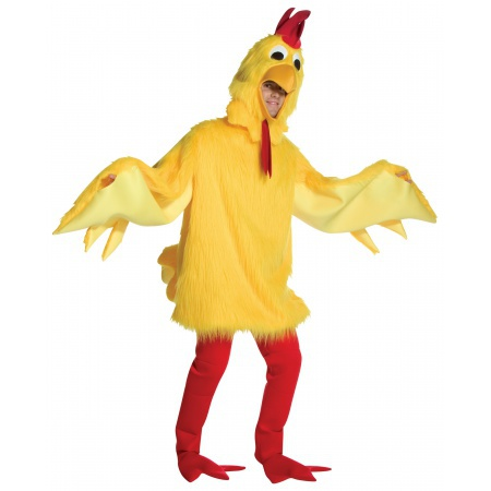Rooster Costume image