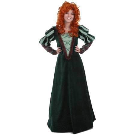 Merida Costume image