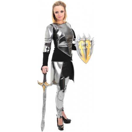 Joan Of Arc Costume image