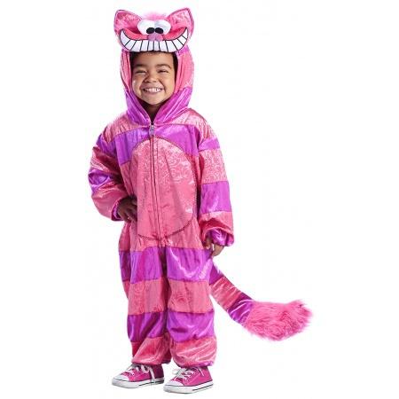 Toddler Cheshire Cat Costume image
