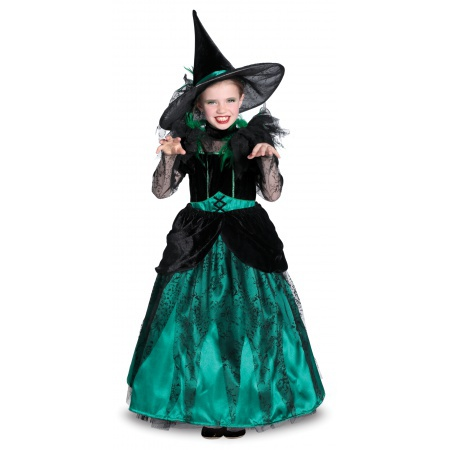 Wicked Witch Of The West Costume Kids image