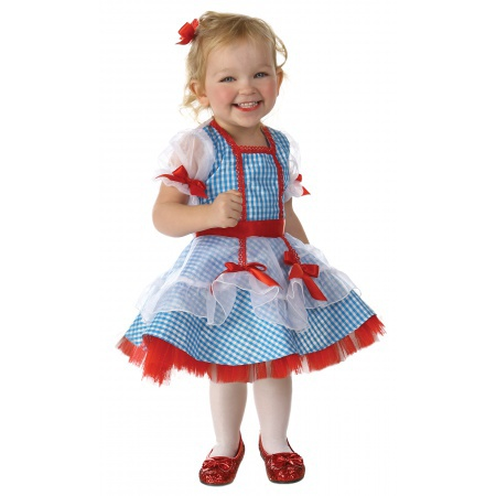 Baby Dorothy Costume image