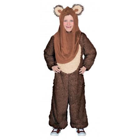 Kids Ewok Costume image