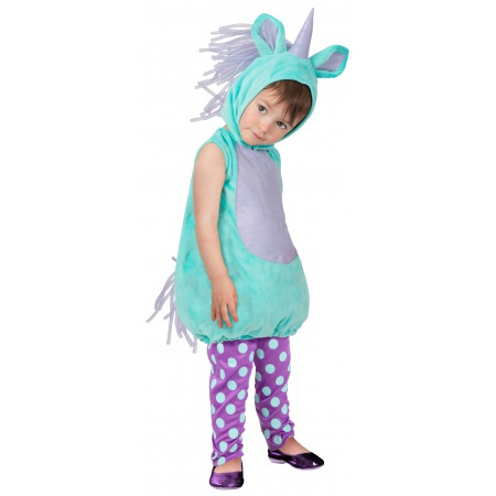 Unicorn Costume Baby  image