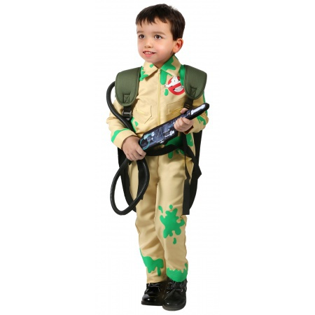 Ghostbusters Costume Kids image