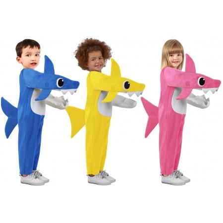 Baby Shark Costume image